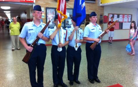 Memorial Day program honors veterans