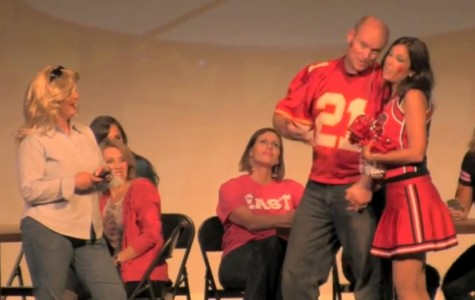 See video coverage of the faculty musical, the Wuz