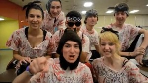 Check out video highlights from the fall dodgeball tournament