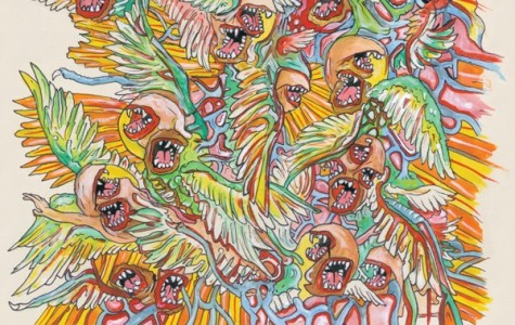 Of Montreal ditch sanity, pick up Bowie on Paralytic Stalks