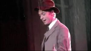 Singin' in the Rain hits auditorium