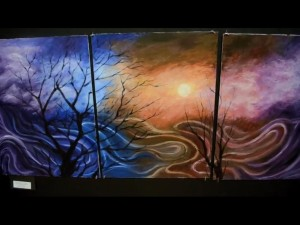 East artists show off their work
