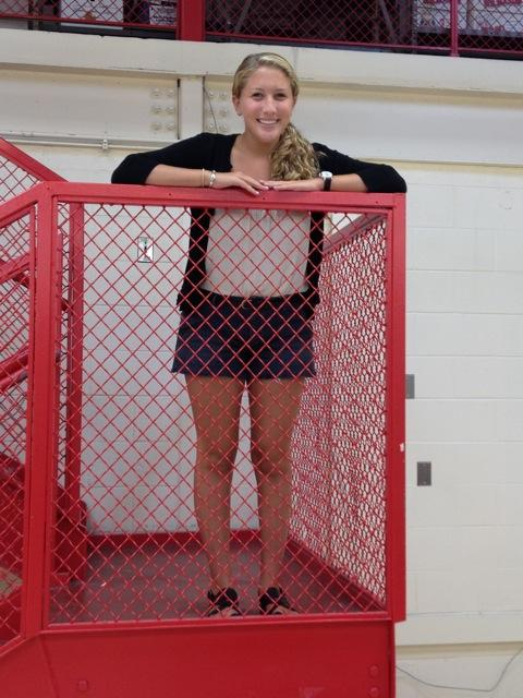 Abby Hoffman ('14)/ Eastside Opinions Editor