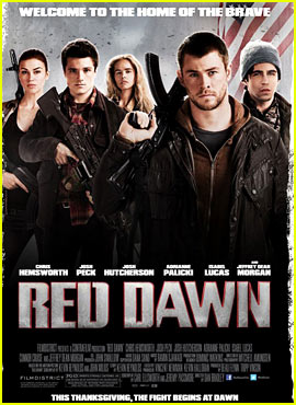 Red Dawn takes Josh Peck to new depths