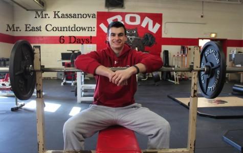 Mr. East Countdown: Mr. Kassanova – 6 days to go