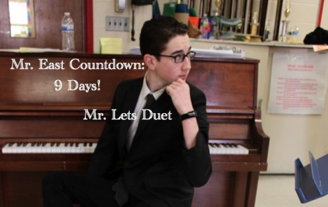 Mr. East Countdown: Mr. Duet - 9 days to go