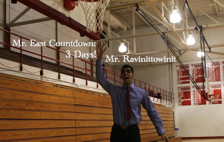 Mr. East Countdown: Mr. Ravinittowinit – 3 days to go