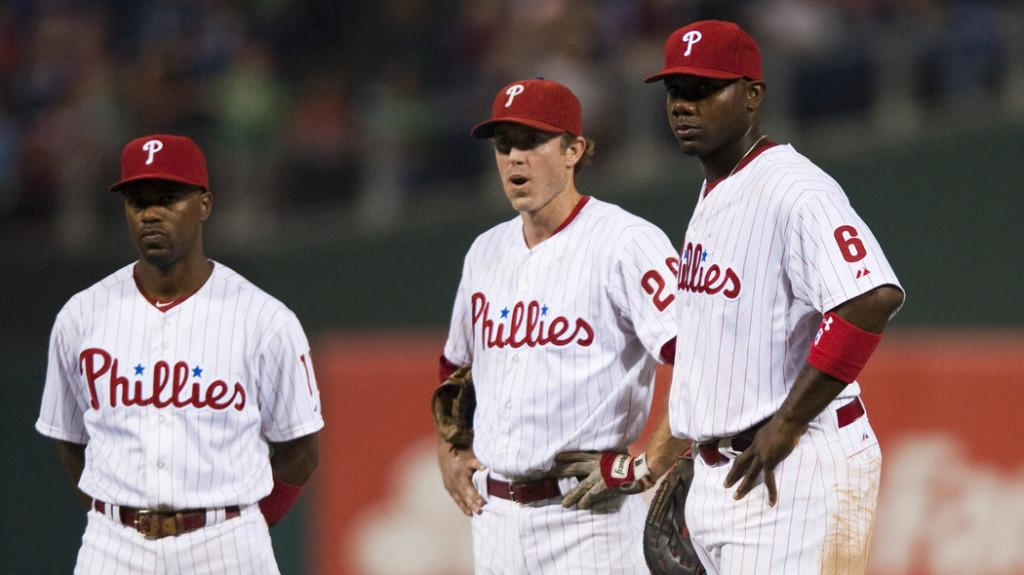 Where the Phillies stand