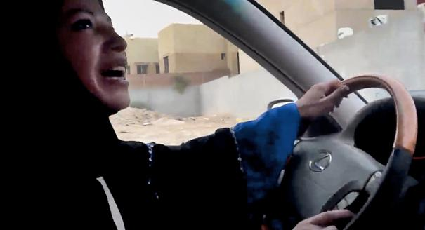 In a brazen act of civil disobedience, Saudi women take the wheel
