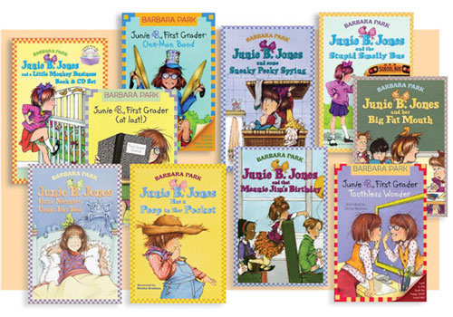 Junie B. Jones lives on