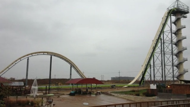 Water slide of doom to be created in Kansas City