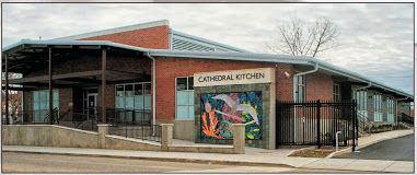 The Cathedral Kitchen serves those in need