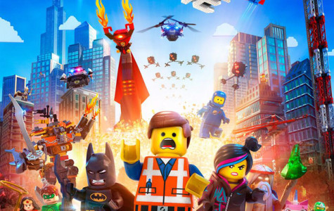 Legos become alive on the big screen