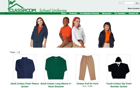 School uniforms could benefit the entire East community