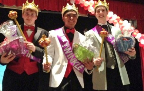 Mr. Twinkle Toes conquers Mr. East 2014