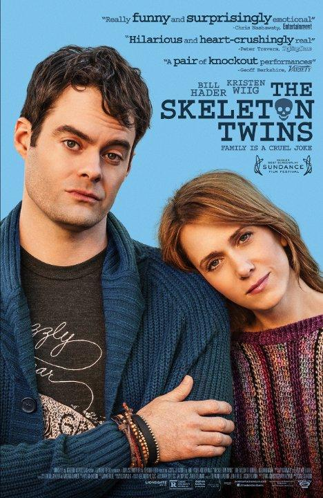 The Skeleton Twins – Movie Review