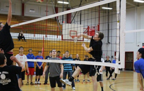 Seniors secure first place in Spirit Week Volleyball