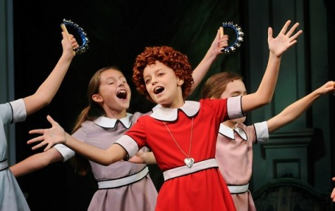 The 2014 rendition of Annie shows the popular play on the big screen