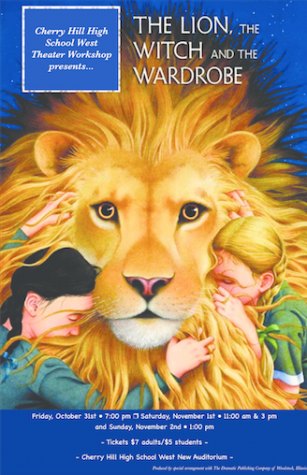 Cherry Hill West features The Lion, the Witch and the Wardrobe.