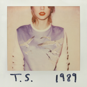 Taylor Swift's new album, 1989, brings out a Swift's new voice style.