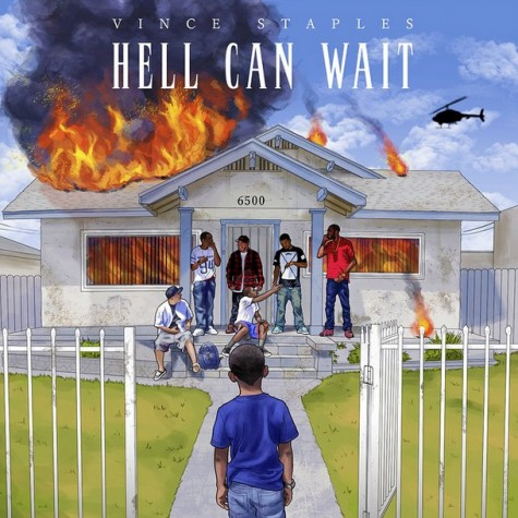 "Vince Staples releases ""Hell Can Wait"""
