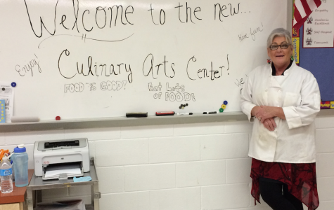New Culinary Arts Center opens up at East