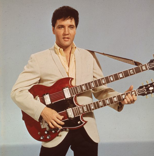Elvis Presley was prominent during the 1950s rock and roll scene