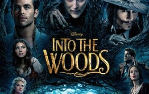 Star-studded cast of Into the Woods makes the movie memorable