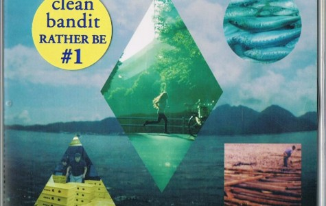 Rather Be by Clean Bandit featuring Jess Glynne ranks number one as the most frequently downloaded song in 2014.
