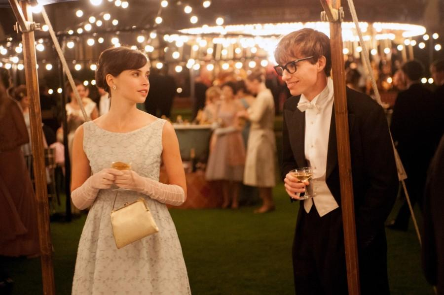 The Theory of Everything reveals an intimate look inside Stephen Hawking's Incredible Life