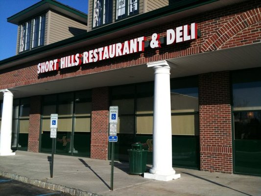 Customers will have to prepare their wallets for the Short Hills Deli
