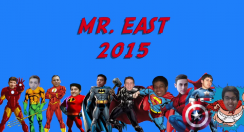 The 28th Annual Mr. East Competition