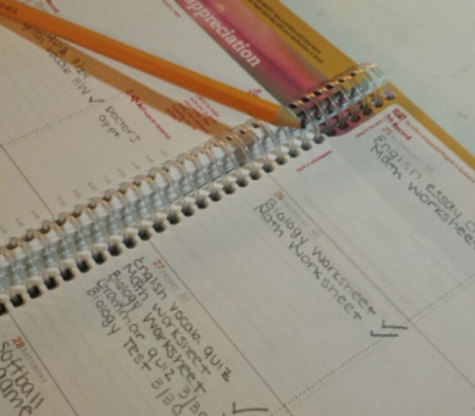 How often do you use your planner?