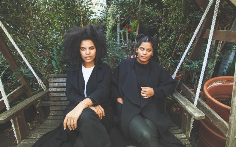 "Ibeyi releases new song ""River"" for free on iTunes"