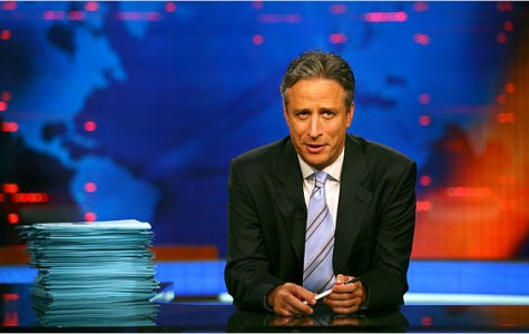 Jon Stewart announces his exit from