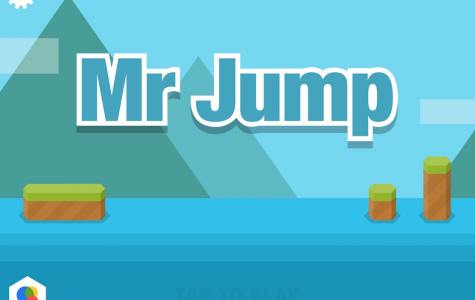 Mr Jump provides a fun alternative to many games in the app store