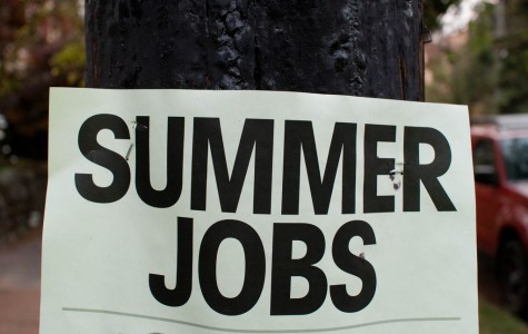 Summer jobs help students learn important values