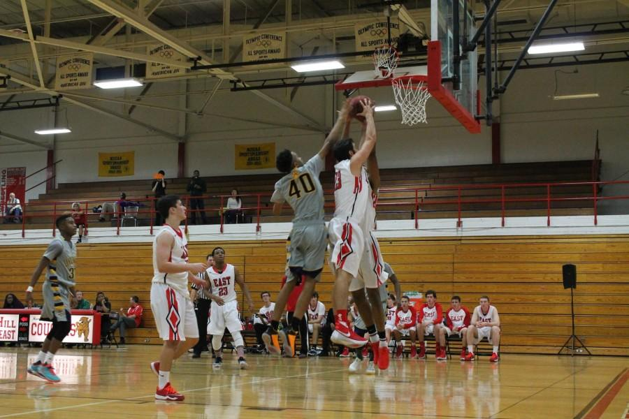 East Boys Basketball triumphs as a stronger team against Lindenwold