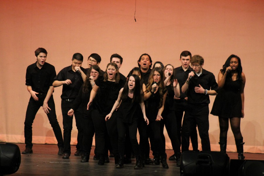 East Choral Concert begins the new year on a musical note