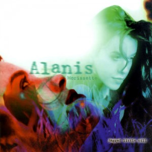 Morissette promotes the twentieth anniversary of Jagged Little Pill.