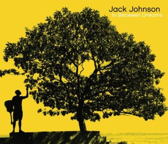 Jack Johnson's In Between Dreams 2005 album has a lot of mellow tunes