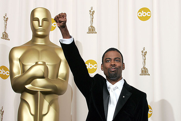 Rock+will+help+convey+message+of+diversity+at+Academy+Awards