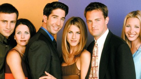 Friends Reunion set to air in February