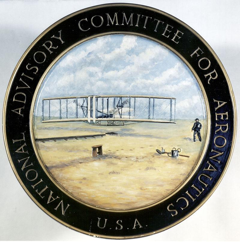 The National Advisory Committee for Aeronautics (NACA) was recreated into the more well known program of National Aeronautics and Space Administration (NASA).