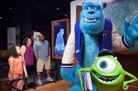 Lovers of Pixar films will have the chance to learn about the behind the scenes process of producing their favorite characters.