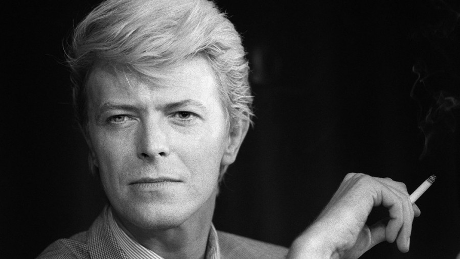 David Bowie dies at the age of 69 on January 10, 2016.