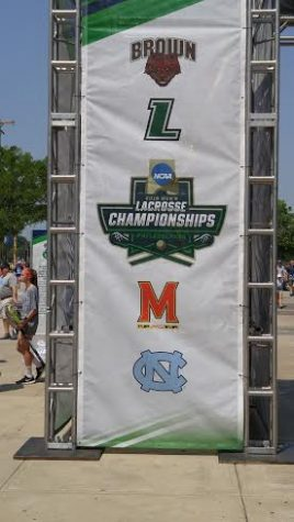 NCAA Men's Lacrosse Championship Weekend Experience