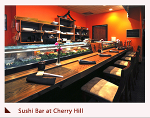 Megu offers delicious sushi options