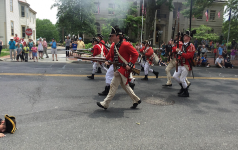 The Indian King Tavern hosts Revolutionary War reenactment