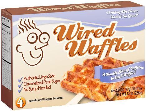 Perelman's Caffeine Flour: Why Caffeinated Foods are the